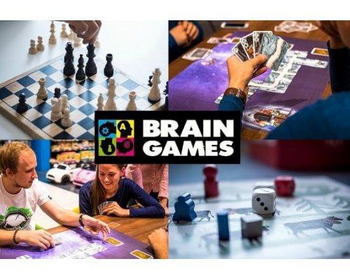 Brain Games gift card 25 Eur