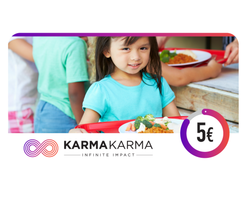 KARMAKARMA Charity eGift Card 5€