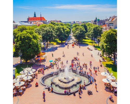 Rīga - Ļvova