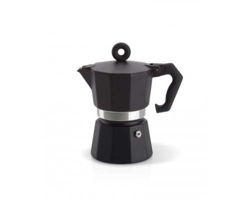 La Moka Black Pot