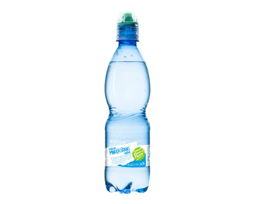 Narvesen natural mineral water, still 0.5 l. Price from