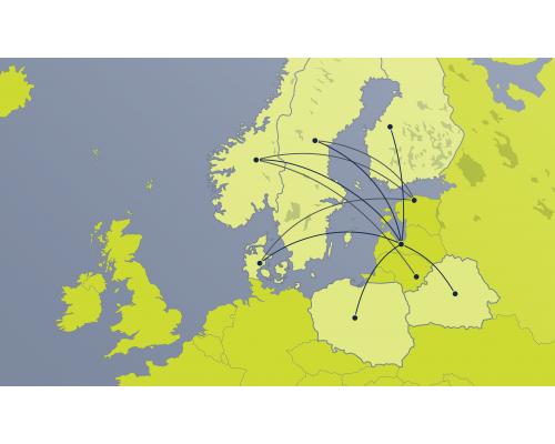 Ühe suuna lennu e-kinkekaart – piirkond 2