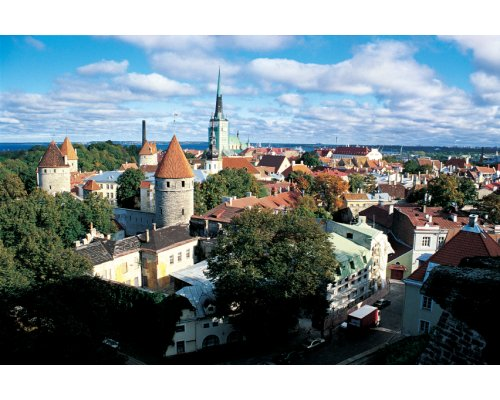 Rīga - Tallina turp un atpakaļ