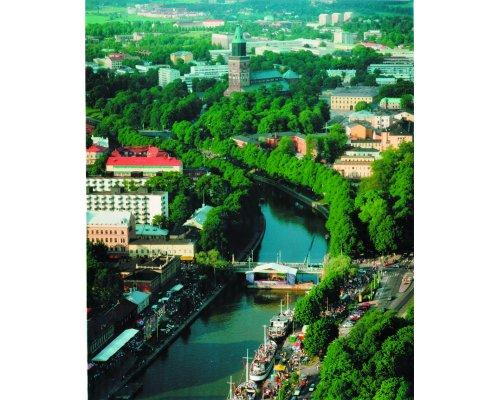 Rīga - Turku turp un atpakaļ