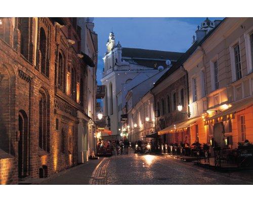 Riga - Vilnius one way flight