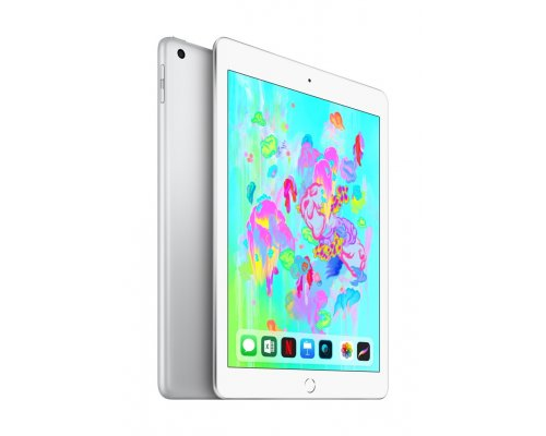 Planšetdators APPLE iPad Wi-Fi 128GB Sudraba