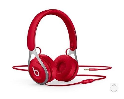 Beats Ep On-ear austiņas sarkanā krāsā