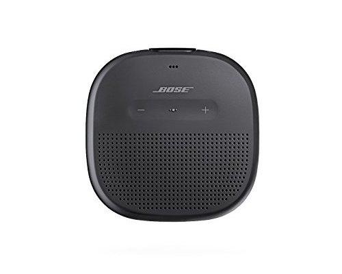 Skaļrunis BOSE SoundLink Micro BT SPKR II, melns