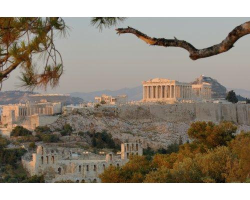 Рига - Афины туда и обратно