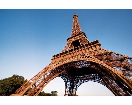 Рига - Париж полет в одну сторону