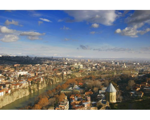 Riga - Tbilisi one way flight
