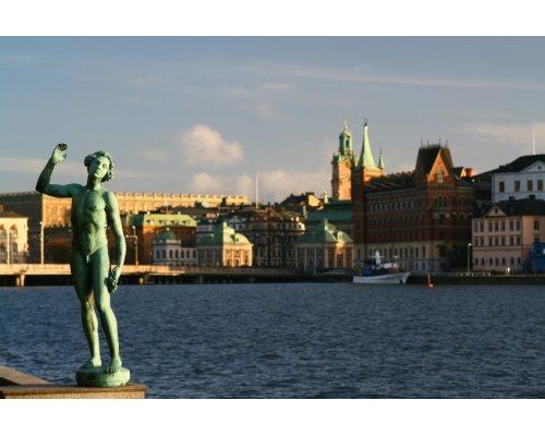 Riga - Stockholm round trip