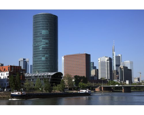 Riga - Frankfurt round trip