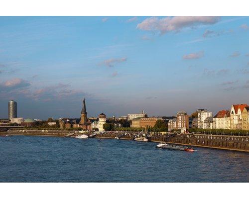 Rīga - Diseldorfa turp un atpakaļ