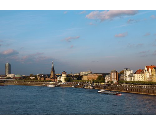 Riga - Dusseldorf one way flight