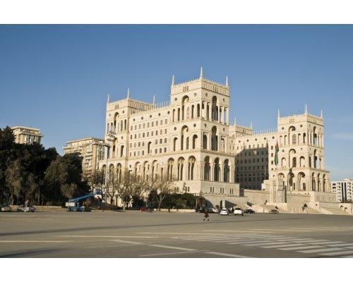 Рига - Баку туда и обратно