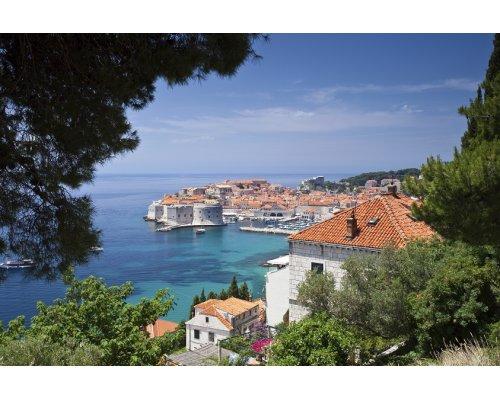 Riga - Dubrovnik round trip