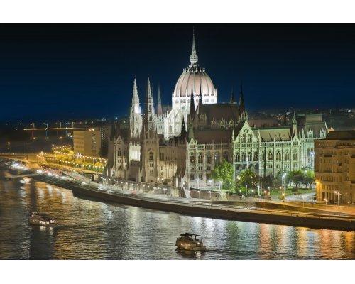 Riga - Budapest round trip
