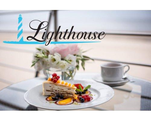 Lighthouse – restaurant, grill gift card 20 Eur