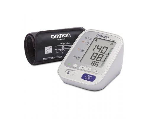 Omron M3 Comfort asinsspiediena mērītājs uz augšdelma ar manšeti